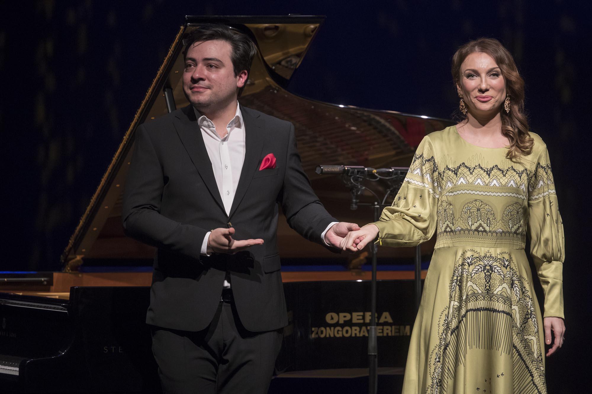 """2019.02.20 """"az Improvizáció"""" – Rúzsa Magdolna és Balázs János Estje4"""