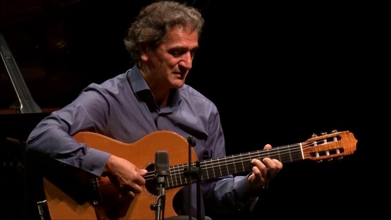 Cziffra Festival Ferenc Snétberger Improvisation